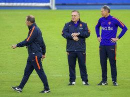 Chaos bei Oranje: Auch van Basten geht