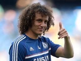 Chelsea holt David Luiz zur�ck