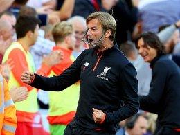 Endlich zuhause! Liverpool schlägt Leicester 4:1