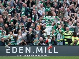 Celtic furios: Dembelé-Gala beim 5:1 gegen die Rangers