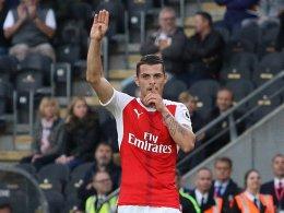 Arsenals Hull-Serie hält - Gündogan trifft für City