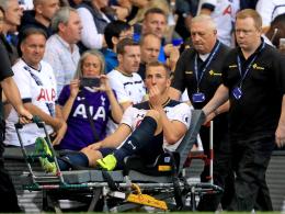 Schock für die Spurs: Kane fällt lange aus
