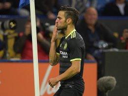 Chelsea besiegt Foxes - Arsenal und Liverpool weiter