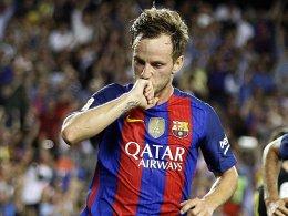 Rakitics Kopfballtor reicht Barcelona nicht