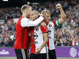 Feyenoord schreibt Traumstart fort