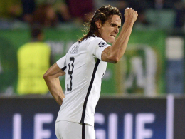 LIVE! Blitztor Cavani - Celtic siegt in Dundee