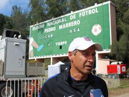 Matchwinner auf Kuba: Klinsmanns Joker Wondolowski