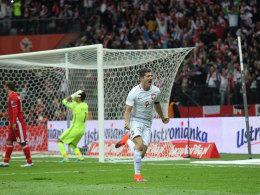 Lewandowski trifft in letzter Sekunde - Doppelpack Mak