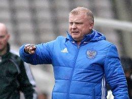 Neuer Job für Sergei Kiryakov