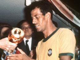 Brasilien trauert um Weltmeister-Kapitän Carlos Alberto