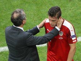 ÖFB: Junuzovic fällt aus - Onisiwo rückt nach
