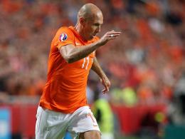 Blind schont Robben für Luxemburg