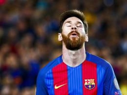 Messi: 252.000 Euro statt Gefängnis
