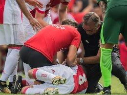 Nach Zusammenbruch von Nouri: Ajax sagt Testspiel ab