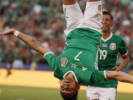 Mexikos B-Team startet erfolgreich