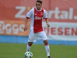Ajax-Profi Nouri erlitt