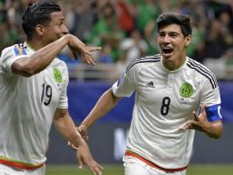 Sepulvedas ebnet Mexiko weiteren Weg