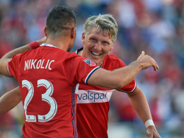 Schweinsteiger in der MLS-All-Star-Startelf