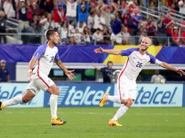 USA im Gold-Cup-Finale - dank Rekordtorschütze Dempsey