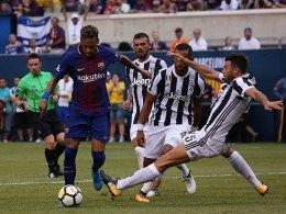 Trapp patzt doppelt - letzte Neymar-Show für Barça?
