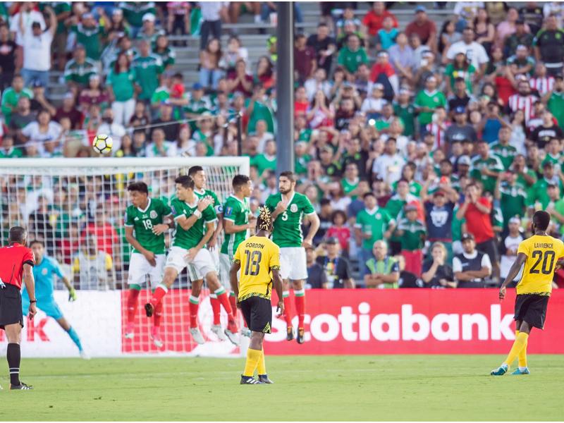 Jamaika erreichte mit Sieg über Mexiko Gold-Cup-Finale