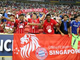 Strapaziöse Asien-Reise? Real toppt die Bayern locker