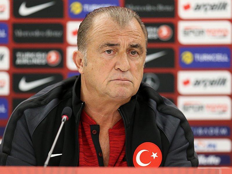 Türkei: Nationaltrainer Terim tritt zurück