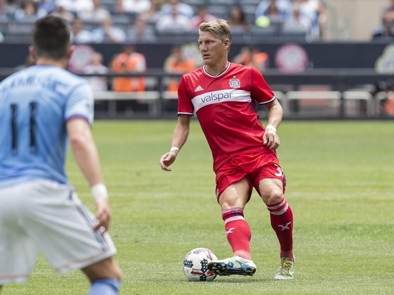 Schweinsteiger wird Kapitän der amerikanischen Liga-Auswahl