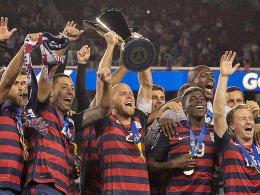 Morris trifft spät: USA gewinnen Gold Cup