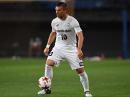 Podolski: Das heiß erwartete Debüt