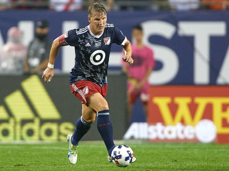 Schweinsteiger verliert mit MLS-Allstars gegen Kroos' Real