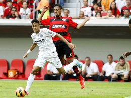 Neymar: Santos will ein Stück vom Kuchen
