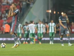 Pepe verladen, Besiktas geschlagen: Supercup an Konyaspor