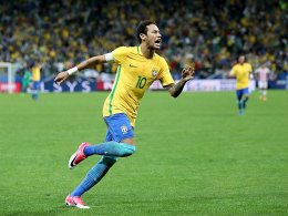 Neymar führt die Seleçao an