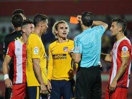 Griezmann für zwei Spiele gesperrt