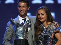 Nachfolger? Ronaldo hat Dembelé auf dem Zettel