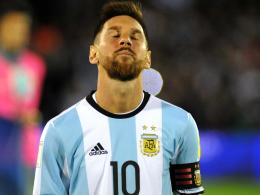 Argentinien weiter mit Problemen - Vidal leitet Chile-Pleite ein