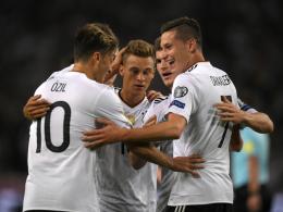 Weltrangliste: DFB-Team Erster, Italien stürzt ab