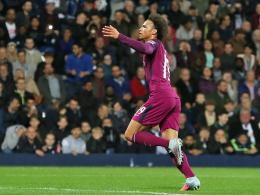 Sané trifft doppelt für City - Chelsea ohne Mühe