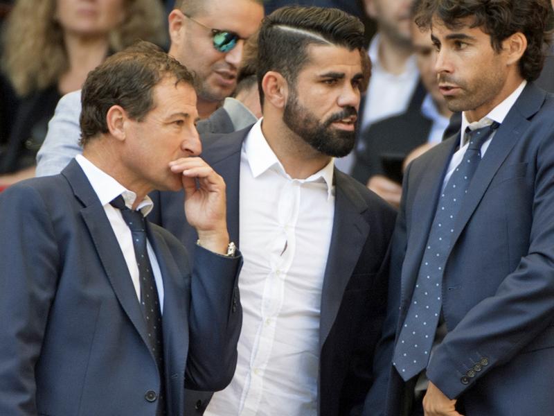 Fix! Diego Costa unterschreibt bei Atletico