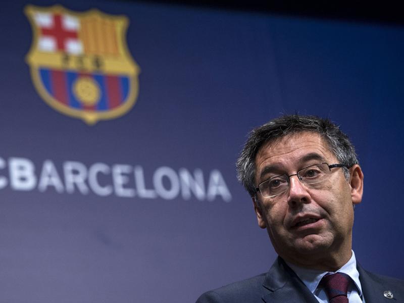 Wegen Referendum: Geisterspiel für Barça!