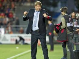 Vanhaezebrouck übernimmt den RSC Anderlecht