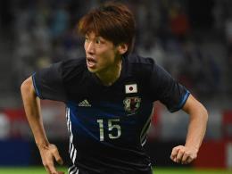 Osako trifft bei Japans Sieg gegen Neuseeland