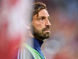 Mit 38 ist Schluss: Pirlo kann nicht mehr
