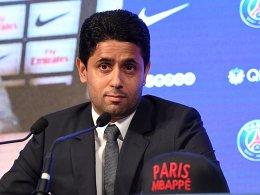 Schweiz eröffnet Verfahren gegen PSG-Boss al-Khelaifi