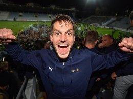 Ex-Bremer Rosenberg führt Malmö zum Titel