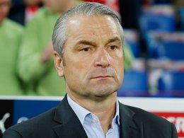 Storck ist nicht mehr ungarischer Nationalcoach