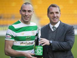 63 Spiele ohne Niederlage: Celtic knackt Rekord!