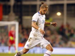 WM-Debütant Island verliert gegen Tschechien