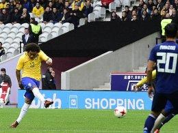 Brasilien siegt dank Traumtor - Tite rührt Neymar